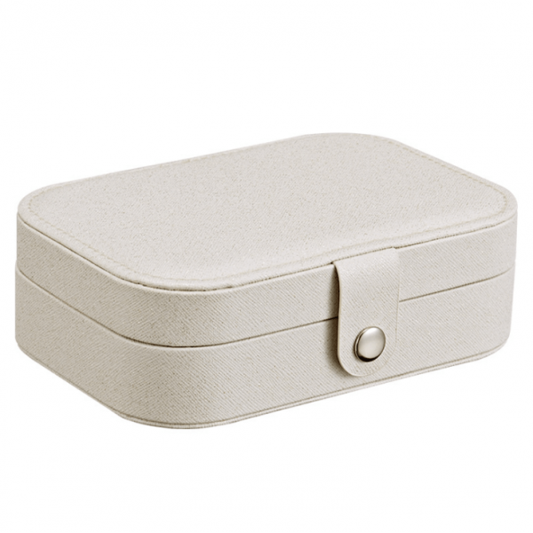 Multifunctional jewelry finishing storage box