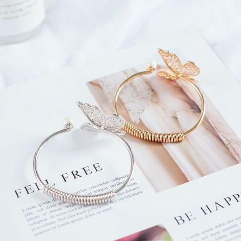 New Product Release:Dazzling butterfly Bracelet