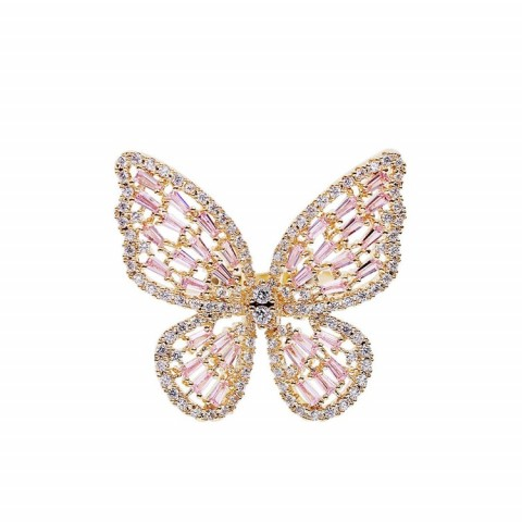 Hot new product:Dazzling Butterfly Ring