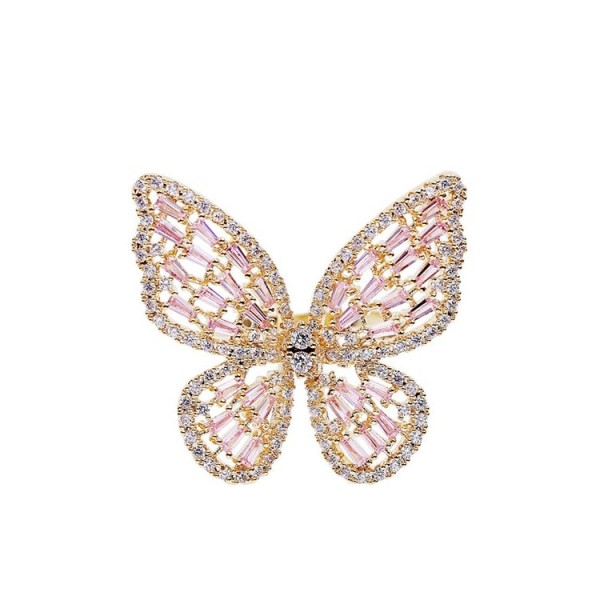 Hot new product:Dazzling Butterfly Ring..